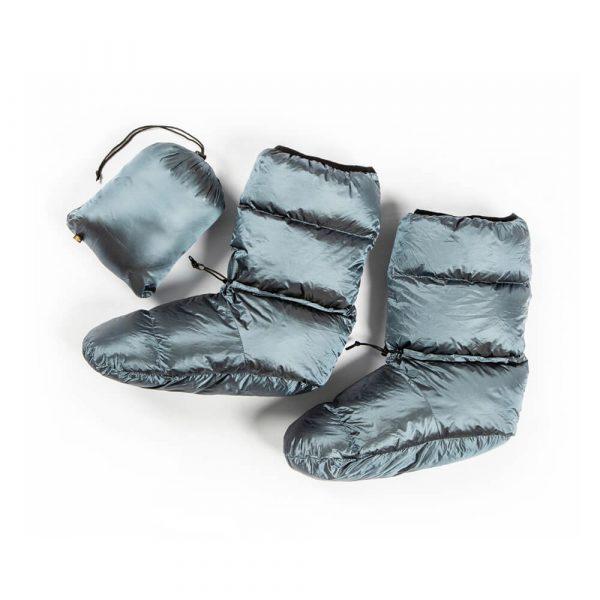 Пухові шкарпетки-чуні ROCK FRONT Hot Feet фото