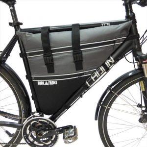 Велосумка під раму фото