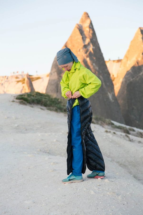 Пухові штани самоскиди ROCK FRONT фото
