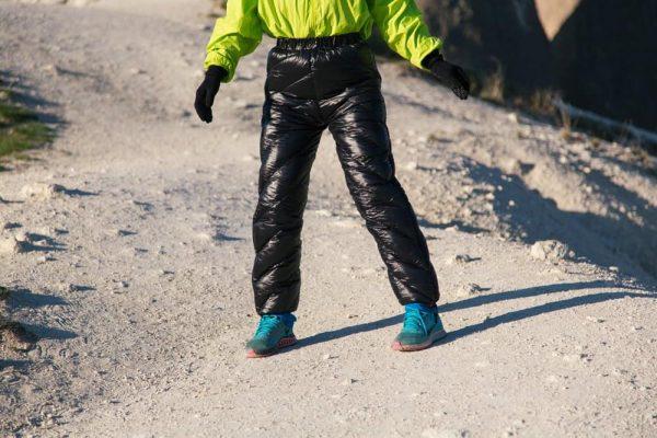 Утеплені туристичні штани ROCK FRONT фото