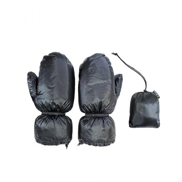 Пухові туристичній рукавиці ROCK FRONT Basic фото