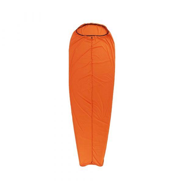 Вкладиш для спальника ROCK FRONT помаранчевий фото